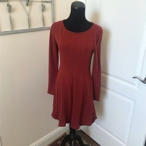 Anthropologie Dolan Left Coast Sweater Dress Small